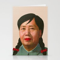 Auntie Mao Mao Stationery Cards