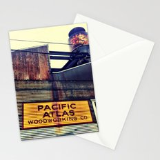 Pac Atlas Stationery Cards