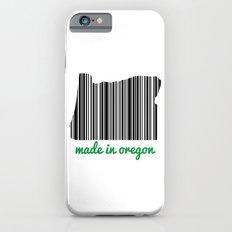 Made in Oregon iPhone 6 Slim Case