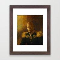Samuel L. Jackson - Repl… Framed Art Print