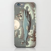 clouds iPhone & iPod Cases featuring Ocean Meets Sky by Terry Fan