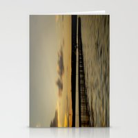 Pier Walk Stationery Cards