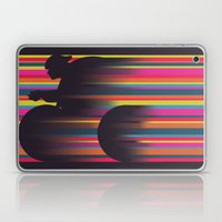 Olympic Cyclist Laptop & iPad Skin