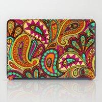 Basic Paisley  iPad Case