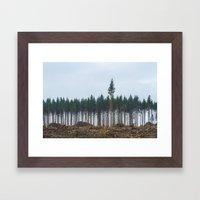 individualize  Framed Art Print