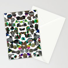 building site Stationery Cards