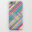 Color Stripes iPhone & iPod Case