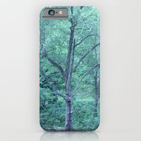 iPhone & iPod Case featuring Fairy Tale Tree by Katherine Farah