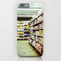 iPhone & iPod Case featuring Shopping by jmdphoto