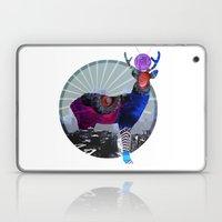 DeerInvasion - Deer Trec… Laptop & iPad Skin