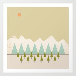 Art Print - Simplicity - Tammy Kushnir