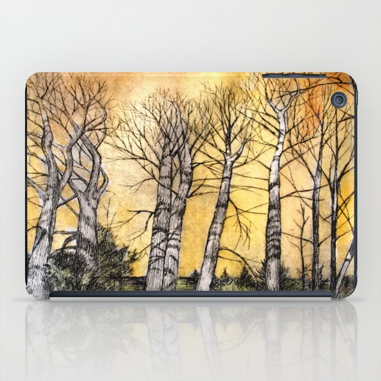 Orange Glow  iPad Case