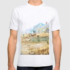Color me pretty Mens Fitted Tee Ash Grey SMALL