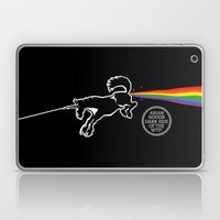 Dark Side Of The WTF! Laptop & iPad Skin
