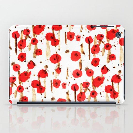 Début du printemps iPad Case
