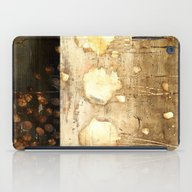 iPad Case featuring Brown And Beige by Haroulita