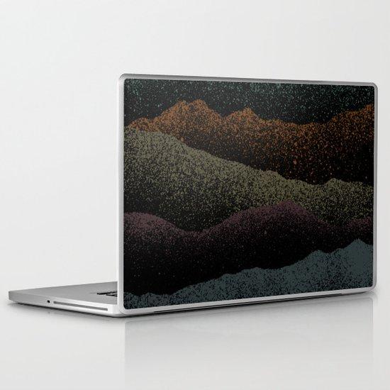 Mountains Beyond Mountains Laptop & iPad Skin