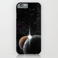 iPhone & iPod Case featuring EMERGENCE  by F. C. Brooks