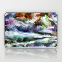 Wild Is The Sea Laptop & iPad Skin