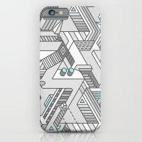 Penrose Manifold iPhone 6 Slim Case