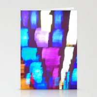 Finger (Glass) Painting Stationery Cards