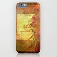 Brief encounter Slim Case iPhone 6s
