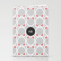 Hello Pets no.2 Stationery Cards