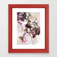Ink Framed Art Print