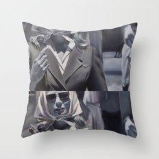 House of women Throw Pillow