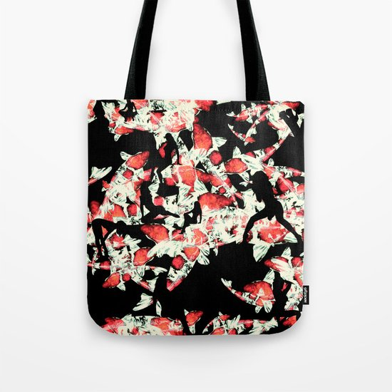 Very Fishy Tote Bag