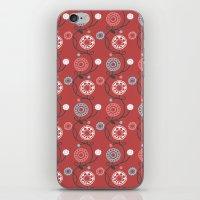 Daisy Doodles 5 iPhone & iPod Skin