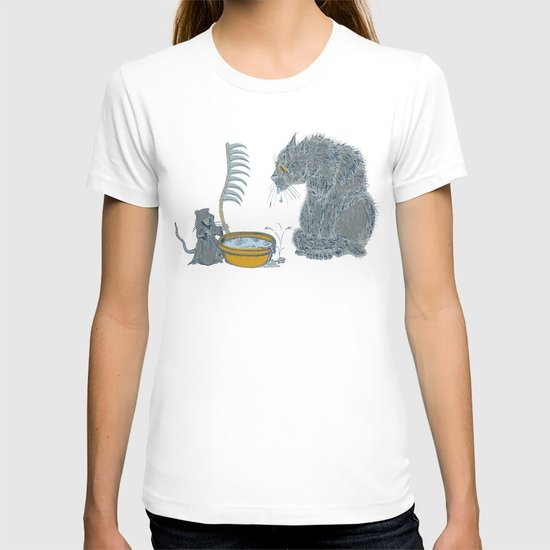 Vision of the Ninth Life T-shirt