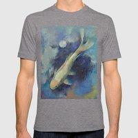 Beneath The Moon And Sta… Mens Fitted Tee Tri-Grey SMALL