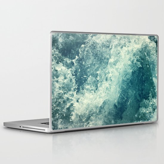 Water I Laptop & iPad Skin