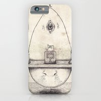 iPhone & iPod Case featuring Tarot: I - The Magician by Jæn ∞