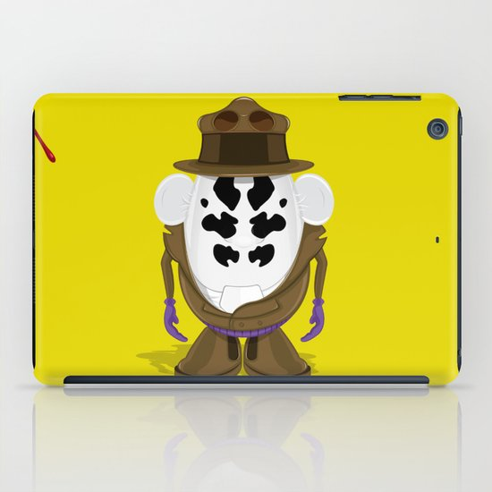 Mr Potato R. iPad Case