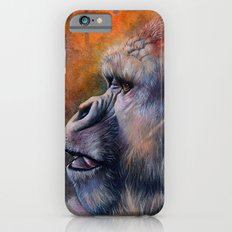 Gorilla: The Portrait of a Stolen Voice Slim Case iPhone 6s