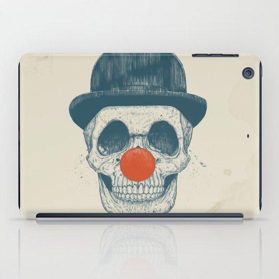 Dead clown iPad Case