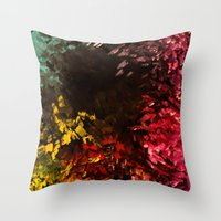 Splash ! Throw Pillow