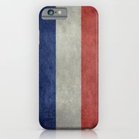 The National Flag of France iPhone 6 Slim Case