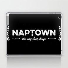 Naptown   the city that sleeps   Indianapolis Laptop & iPad Skin