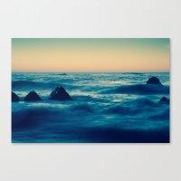 Give / Take Canvas Print