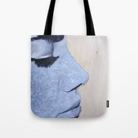Eyelashes Tote Bag