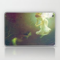 The Angel And The Mermai… Laptop & iPad Skin