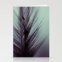Feather's Beauty. Stationery Cards