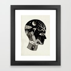 Distorted Recollection O… Framed Art Print
