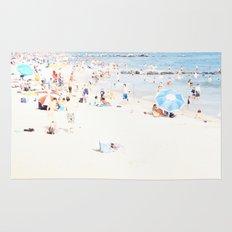 Blue Beach Brooklyn Rug