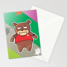 Hit The Cat.... Stationery Cards