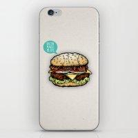 Epic Burger iPhone & iPod Skin
