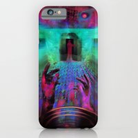 iPhone & iPod Case featuring When the music's over by Alex Tobler